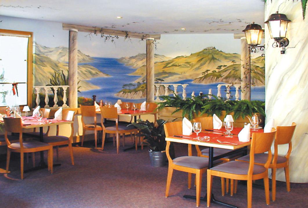 Hotel Steinbock Pizzeria Da Salvi Grindelwald Pizza Zimmer